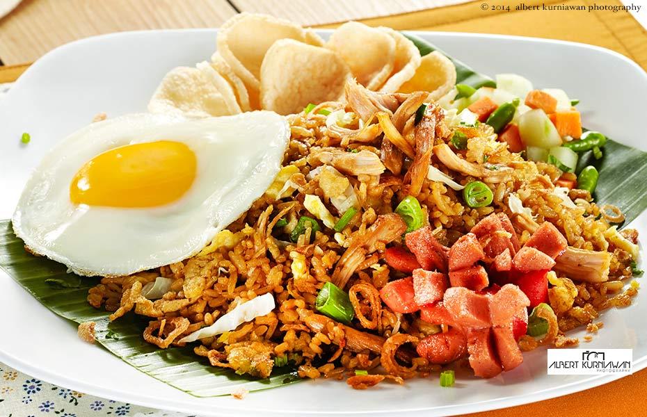 nasi goreng sosis, AKP for Tong Tji T-House