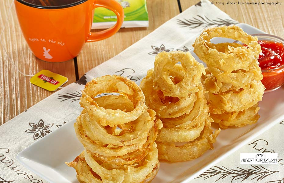 onion ring, AKP for Tong Tji T-House