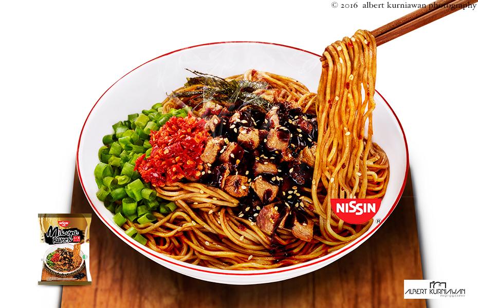 nissin noodle