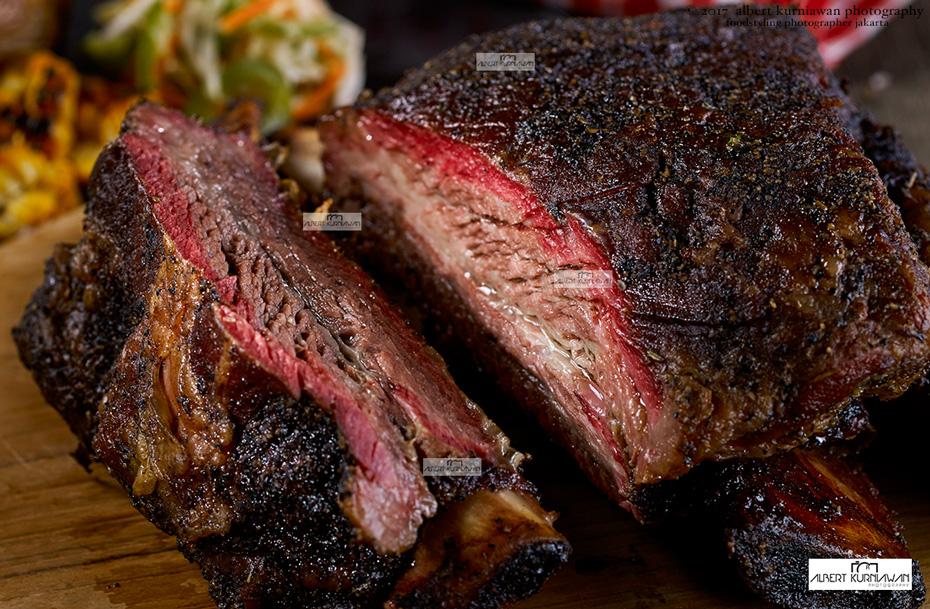 JR's BBQ