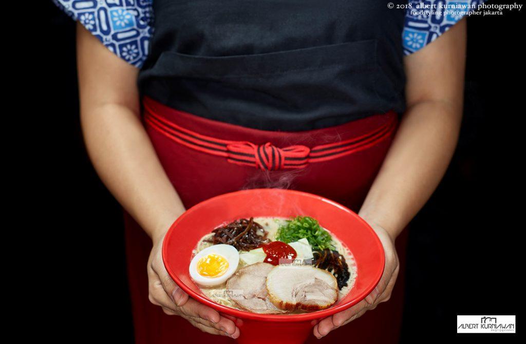 Ippudo Indonesia, ramen jakarta, food photographer jakarta