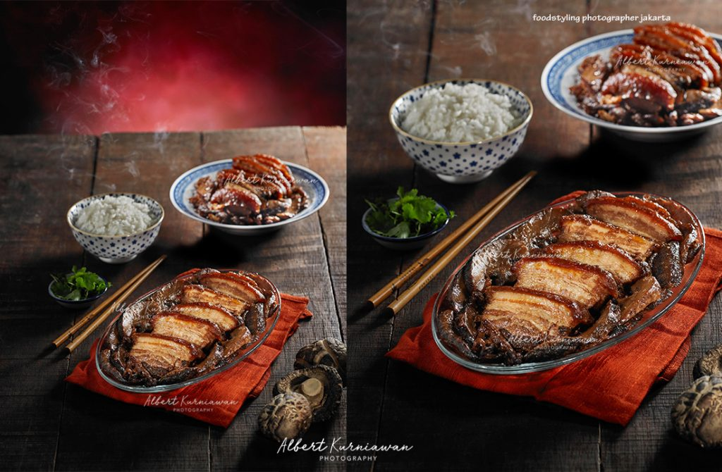 food photographer jakarta, cimoy, hakka authentic food